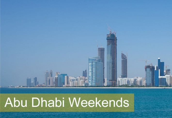 Abu Dhabi Weekends