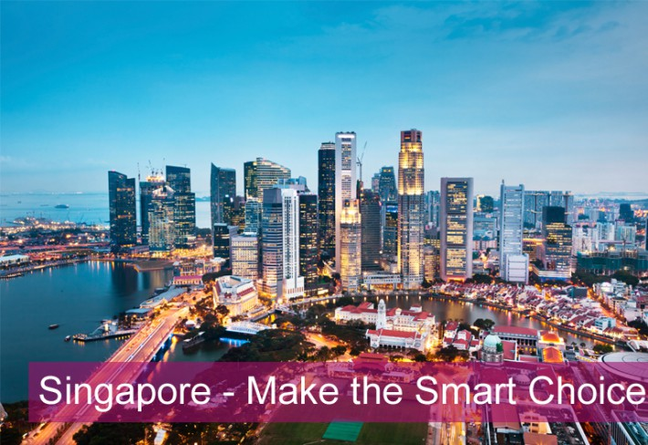 Singapore – Make the Smart Choice