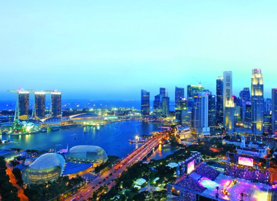 Guide to Moving Your Job Abroad: Singapore