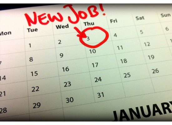 January Job Search Tips – 5 Tips to Stand Out in the January Rush