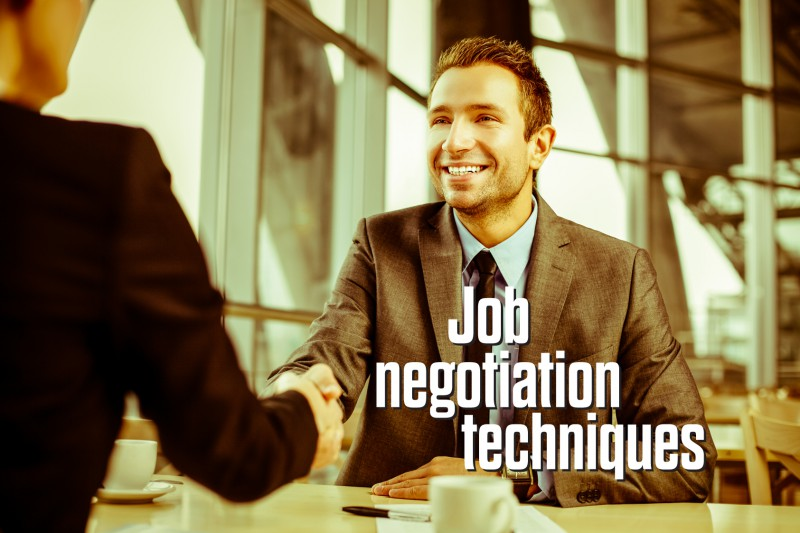 Job Negotiation Techniques