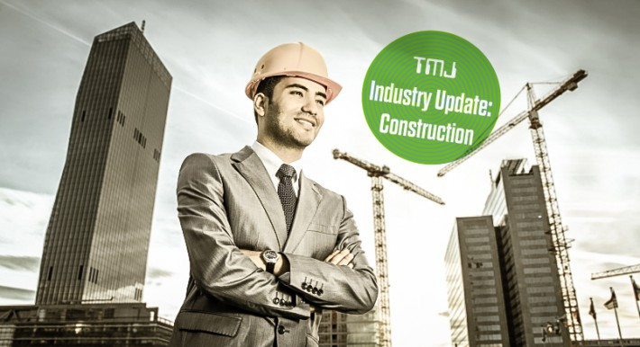 Build a career in construction: Construction Industry update, 2014
