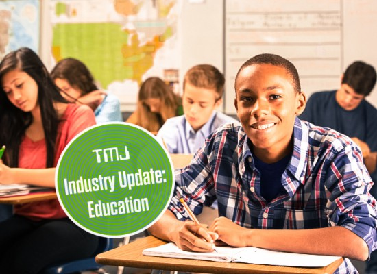 Education Industry Updates Q3 2015
