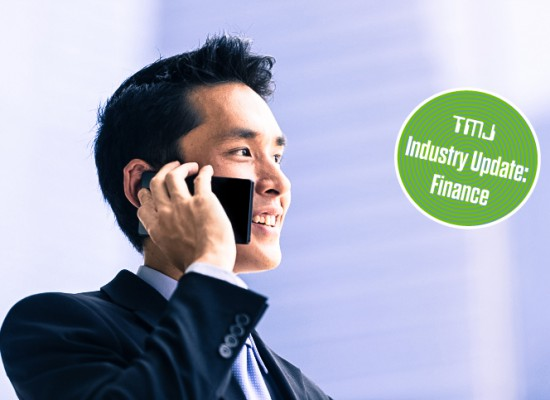 Bet your career on finance: Finance Industry update, 2014