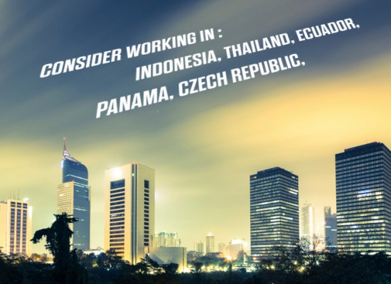 Best Fit Series – Cost of living: Indonesia, Thailand, Ecuador, Czech Republic, Panama…