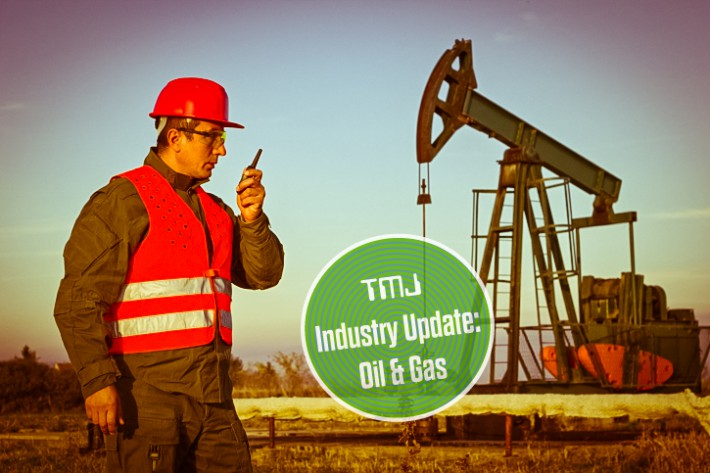 Booming careers in oil and gas: Oil & Gas Industry update, 2014