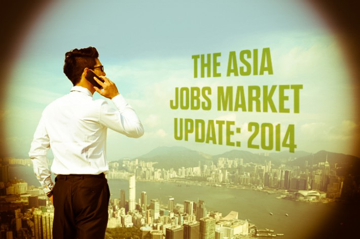 The Asia Jobs Market Update: 2014