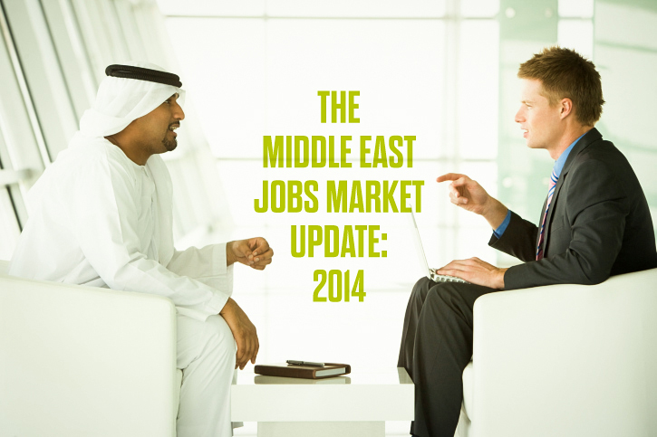 The Middle East Jobs Market Update: 2014