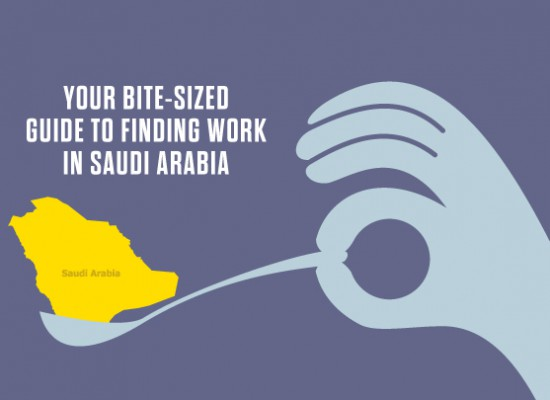 Your Bite-Sized Guide to Finding Work in Saudi Arabia