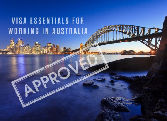 Visa essentials for working in Australia