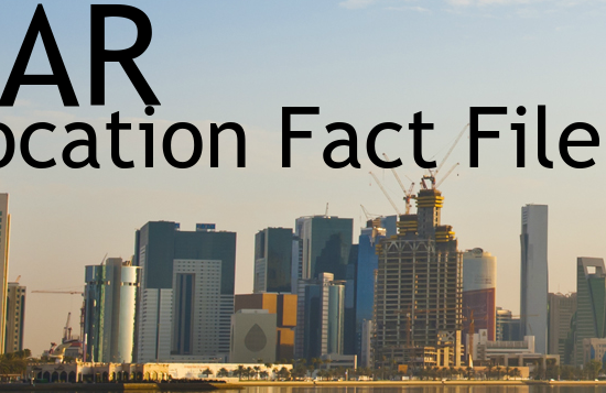 Relocation Fact File: Qatar