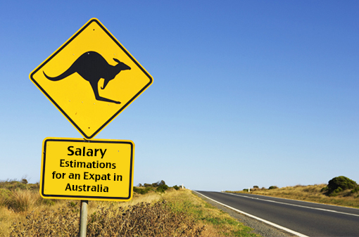 Salary Estimations for an Expat in Australia